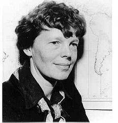 Amelia Earhart was raised